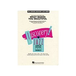 What Makes You Beautiful (One Direction) - Score & Parts, Grade 1.5