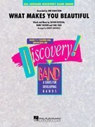 View larger image of What Makes You Beautiful (One Direction) - Score & Parts, Grade 1.5
