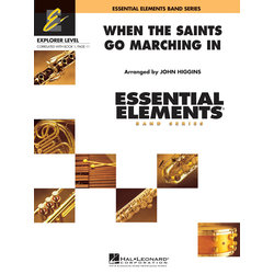 When the Saints Go Marching in - Score & Parts, Grade 0.5