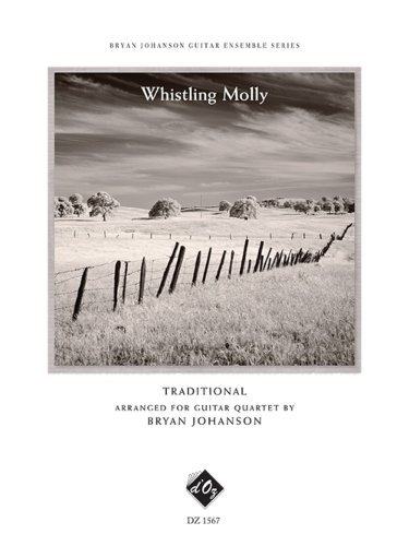 View larger image of Whistling Molly (Traditional/Johanson) - Guitar Quartet