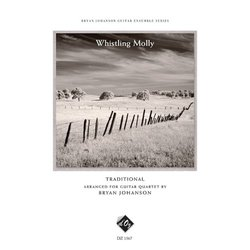 Whistling Molly (Traditional/Johanson) - Guitar Quartet
