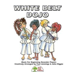 White Belt Dojo - Teacher Kit, CD