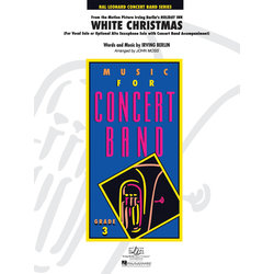 White Christmas (Vocal) - Score & Parts, Gr 3
