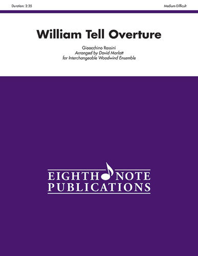 View larger image of William Tell Overture - (Flex Woodwind Ensemble)