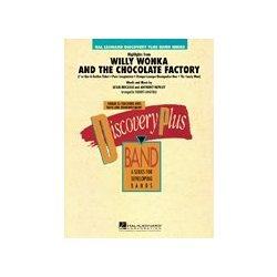 Willy Wonka & the Chocolate Factory - Highlights, Score & Parts, Grade 2
