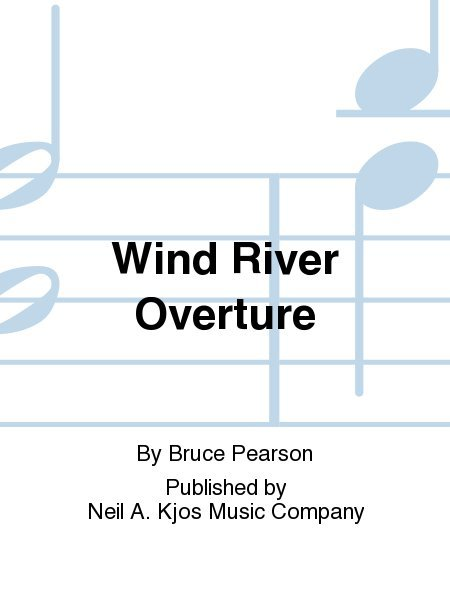 View larger image of Wind River Overture - Score & Parts, Grade 2