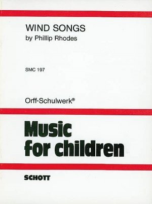 View larger image of Wind Songs (Orff)