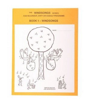 View larger image of Windsongs Book 1 - Windsongs (BAG, ages 6-10)