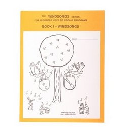 Windsongs Book 1 - Windsongs (BAG, ages 6-10)