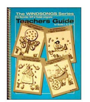 View larger image of Windsongs - Teacher Guide for Books 1-4