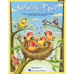 Wing It - Preview CD