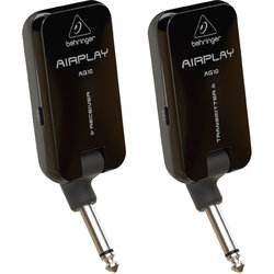 Behringer Airplay AG10 High-Performance Guitar Wireless System