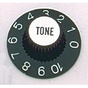 View larger image of Witch Hat Tone Knobs