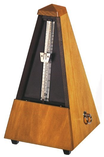 View larger image of Wittner Maelzel Metronome - Walnut Matte