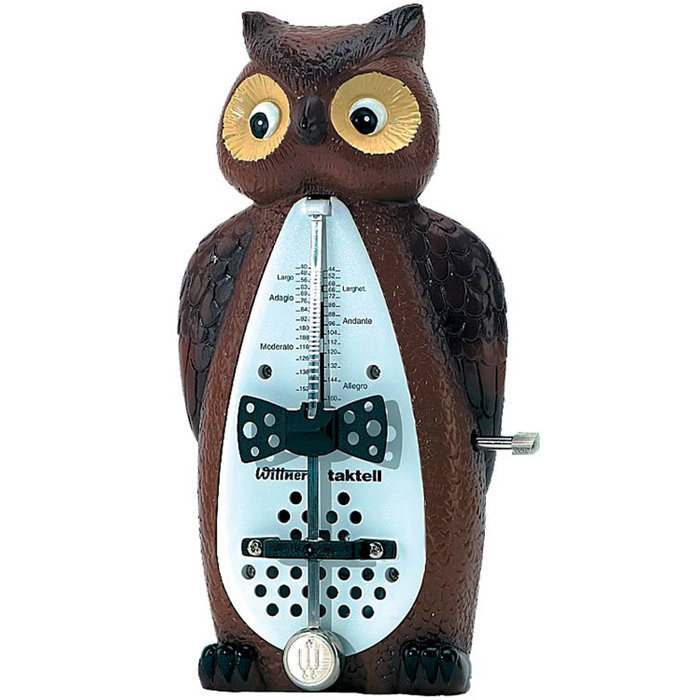 View larger image of Wittner Taktell Animals Metronome - Owl