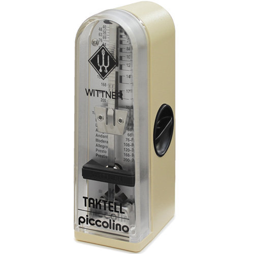 View larger image of Wittner Taktell Piccolino Metronome - Ivory