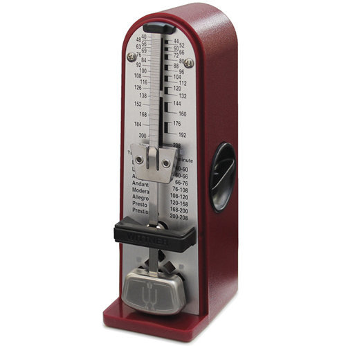 View larger image of Wittner Taktell Piccolino Metronome - Ruby