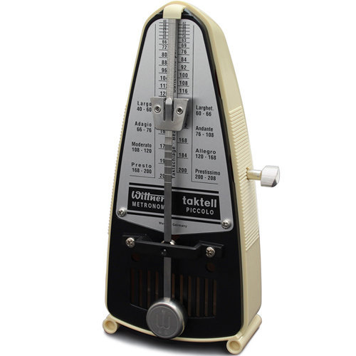 View larger image of Wittner Taktell Piccolo Metronome - Ivory
