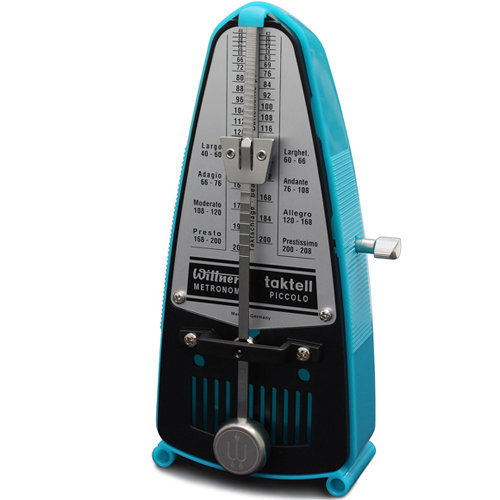 View larger image of Wittner Taktell Piccolo Metronome - Turquoise