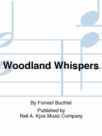 View larger image of Woodland Whispers - Saxophone Duet