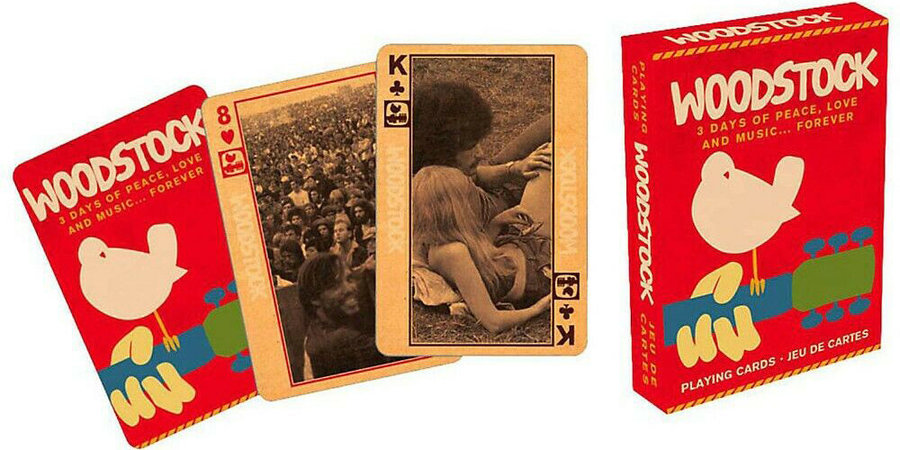 View larger image of Woodstock Playing Cards