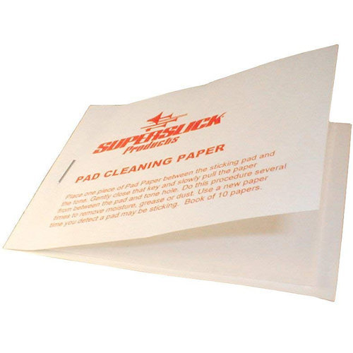 View larger image of Woodwind Cleaning Paper