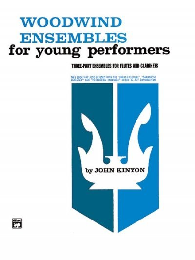 View larger image of Woodwind Ensembles for Young Performers (Flute/Clarinet)