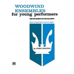 Woodwind Ensembles for Young Performers (Flute/Clarinet)