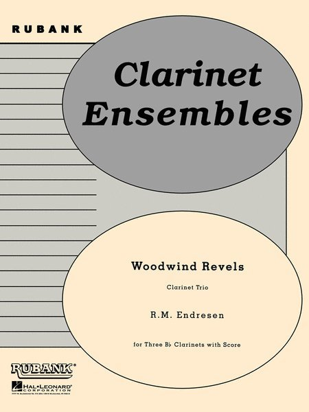 View larger image of Woodwind Revels - Clarinet Trio
