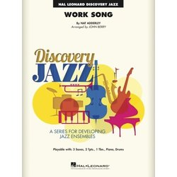 Work Song - Score & Parts, Grade 1.5