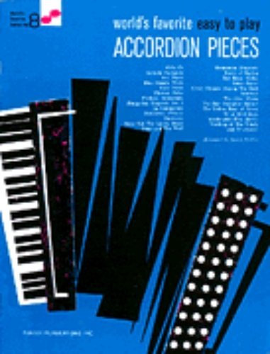 View larger image of World's Favorite Easy To Play Accordian Pieces