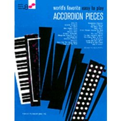 World's Favorite Easy To Play Accordian Pieces