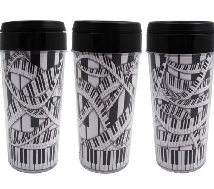 View larger image of Wrapped Up Keyboard Travel Tumbler - 16oz