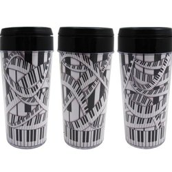 Wrapped Up Keyboard Travel Tumbler - 16oz