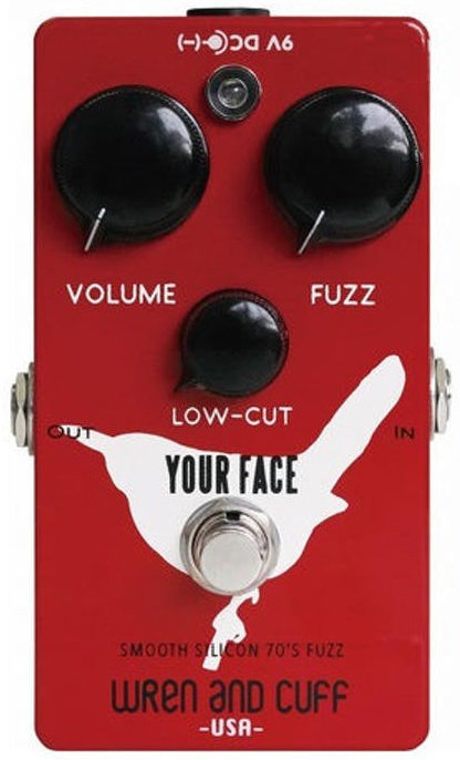View larger image of Wren & Cuff Your Face Hot '70 Pedal