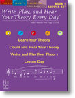 View larger image of Write, Play, and Hear Your Theory Every Day Book 5 - Answer Key