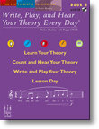 View larger image of Write, Play, and Hear Your Theory Every Day Book 5 (with CD)