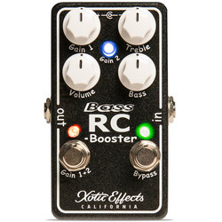 Xotic Bass RC Booster V2 Pedal