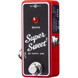 Xotic Super Sweet Booster Pedal