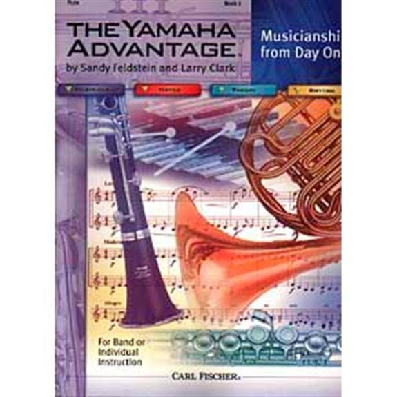 View larger image of Yamaha Advantage Book 1 - Clarinet