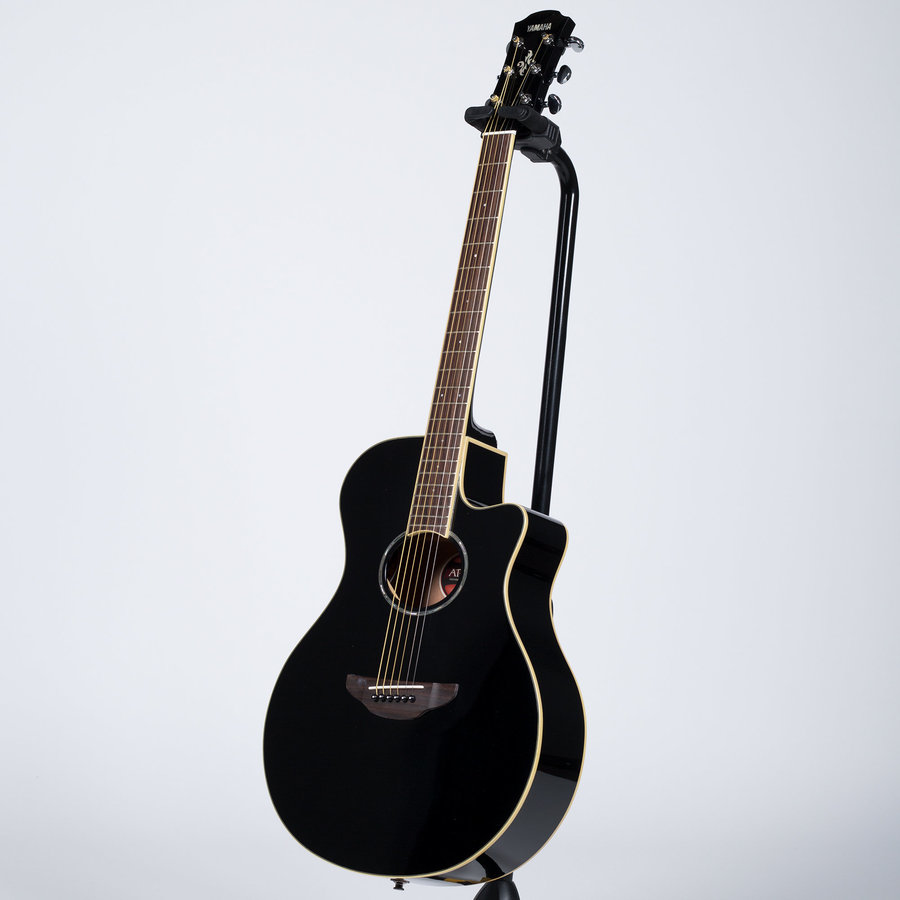 View larger image of Yamaha APX600 Thinline Cutaway Acoustic-Electric Guitar - Black