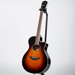 Yamaha APX600 Thinline Cutaway Acoustic-Electric Guitar - Old Violin Sunburst