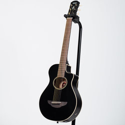 Yamaha APXT2 3/4 Size Acoustic-Electric Guitar - Black