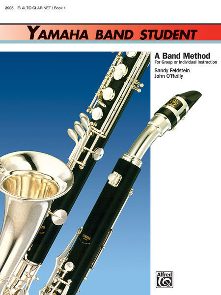 View larger image of Yamaha Band Student Book 1 - Alto Clarinet
