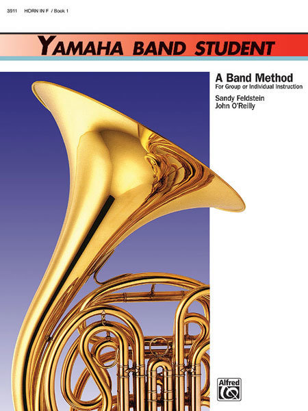 View larger image of Yamaha Band Student Book 1 - French Horn