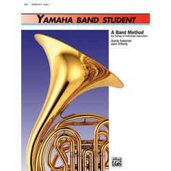 Yamaha Band Student Book 1 - French Horn
