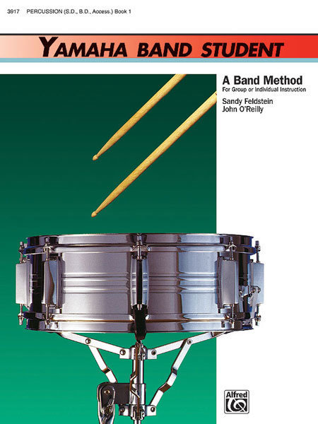 View larger image of Yamaha Band Student Book 1 - Percussion