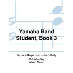 Yamaha Band Student Book 3 - Combined Percussion