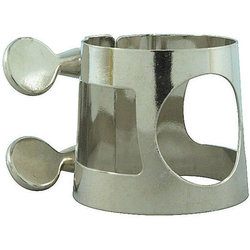 Yamaha Bass Clarinet Ligature - Nickel Plated