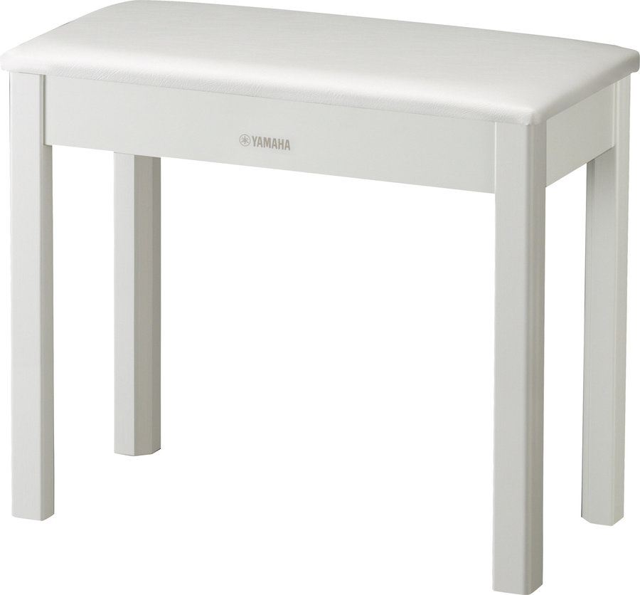View larger image of Yamaha BC-108 Piano Bench - White